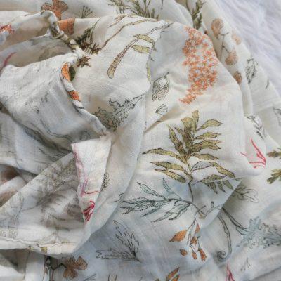 botanical-woodland-swaddle-blanket
